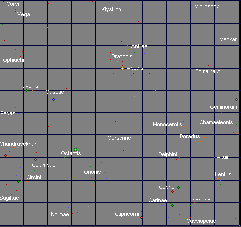 Spoiler-Free Star Map - Ultronomicon